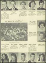 1960 Medford High School Yearbook Page 40 & 41