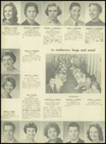 1960 Medford High School Yearbook Page 42 & 43