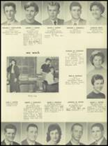 1960 Medford High School Yearbook Page 50 & 51