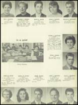 1960 Medford High School Yearbook Page 54 & 55