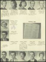 1960 Medford High School Yearbook Page 58 & 59