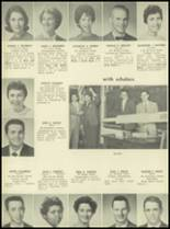 1960 Medford High School Yearbook Page 62 & 63
