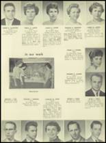 1960 Medford High School Yearbook Page 68 & 69