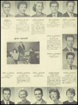 1960 Medford High School Yearbook Page 70 & 71