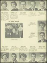 1960 Medford High School Yearbook Page 82 & 83