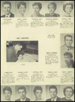 1960 Medford High School Yearbook Page 86 & 87