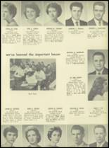 1960 Medford High School Yearbook Page 92 & 93