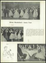 1960 Medford High School Yearbook Page 106 & 107