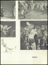 1960 Medford High School Yearbook Page 108 & 109