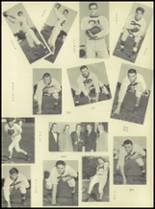 1960 Medford High School Yearbook Page 112 & 113