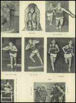1960 Medford High School Yearbook Page 124 & 125