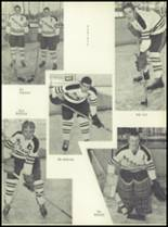 1960 Medford High School Yearbook Page 128 & 129