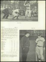1960 Medford High School Yearbook Page 132 & 133