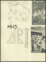 1960 Medford High School Yearbook Page 134 & 135