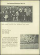 1960 Medford High School Yearbook Page 142 & 143