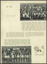 1960 Medford High School Yearbook Page 152 & 153