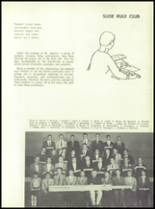 1960 Medford High School Yearbook Page 154 & 155
