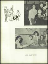 1960 Medford High School Yearbook Page 158 & 159