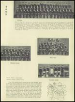 1960 Medford High School Yearbook Page 160 & 161