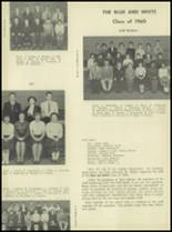 1960 Medford High School Yearbook Page 162 & 163