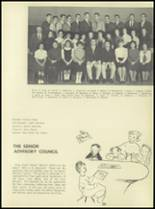 1960 Medford High School Yearbook Page 176 & 177