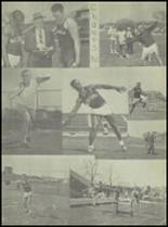 1960 Medford High School Yearbook Page 192 & 193