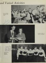1956 Washington High School Yearbook Page 12 & 13