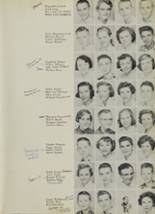 1956 Washington High School Yearbook Page 22 & 23