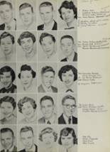 1956 Washington High School Yearbook Page 28 & 29