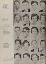 1956 Washington High School Yearbook Page 30 & 31