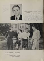 1956 Washington High School Yearbook Page 32 & 33