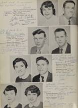 1956 Washington High School Yearbook Page 34 & 35