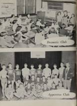 1956 Washington High School Yearbook Page 44 & 45