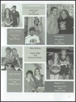 2007 Eula High School Yearbook Page 16 & 17