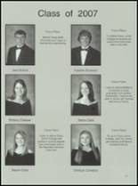2007 Eula High School Yearbook Page 18 & 19