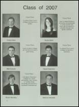 2007 Eula High School Yearbook Page 20 & 21