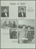 2007 Eula High School Yearbook Page 24 & 25