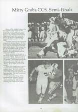 1975 Archbishop Mitty High School Yearbook Page 54 & 55