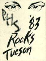 1983 Yearbook Pueblo High School