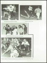 1988 Chadron High School Yearbook Page 20 & 21