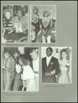 1988 Chadron High School Yearbook Page 24 & 25