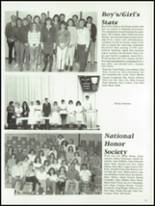 1988 Chadron High School Yearbook Page 38 & 39