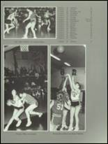 1988 Chadron High School Yearbook Page 42 & 43