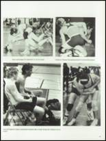 1988 Chadron High School Yearbook Page 46 & 47
