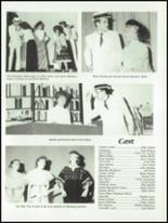 1988 Chadron High School Yearbook Page 56 & 57