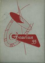 1955 Yearbook Arcadia High School