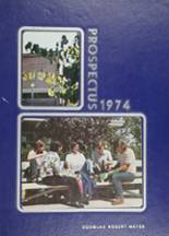 1974 Yearbook James Madison Senior High School