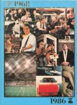 1986 Yearbook Indian River High School