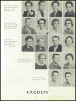 1959 Forest High School Yearbook Page 12 & 13
