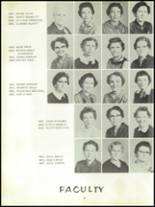 1959 Forest High School Yearbook Page 14 & 15